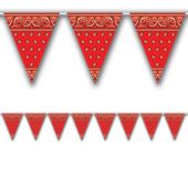 Bandana Pennant Banner Decoration