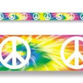 Tie Dye Peace Party Tape