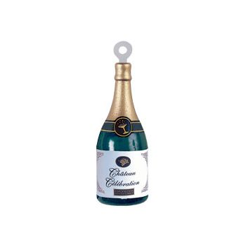 CHAMPAGNE BOTTLE   BALLOON WEIGHT