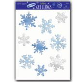 Snowflake Clings