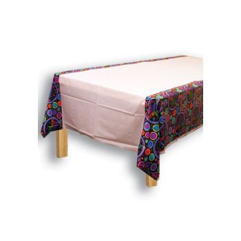 New Years Colors  Table Cover