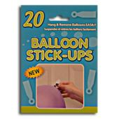Balloon Stick-Ups