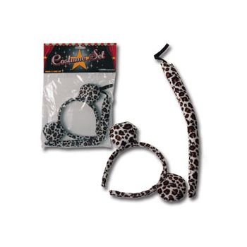 LEOPARD COSTUME SET
