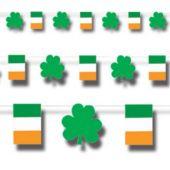 St. Patrick's DayIrish Pennant Banner