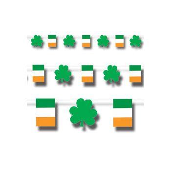 St. Patrick's Day Irish Pennant Banner