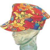 60's Biker Style Hat
