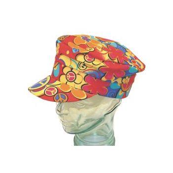 Hippie Biker Style Hat