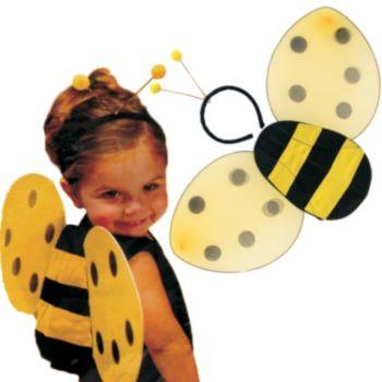 BUMBLE BEE  COSTUME SET
