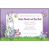 Easter Fun Personalized Invitations