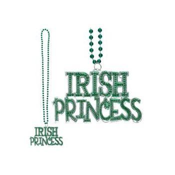 Irish Princess Bead Necklace - 36 Inch