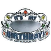Happy Birhtday Custom Tiara