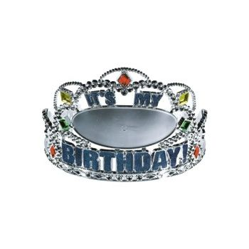 HAPPY BIRTHDAY CUSTOM TIARA