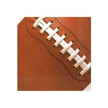 FOOTBALL FAN LUNCH NAPKINS