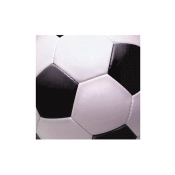 SOCCER FAN BEVERAGE NAPKINS
