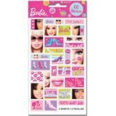 Barbie Sticker Sheets