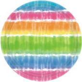"Summer Love 10 1/2"" Plates - 8 Pack"