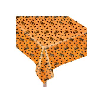 Orange Graduation  Table Cover