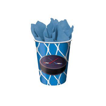 HOCKEY  9 oz. CUPS