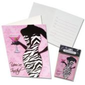 Girls Night Out Invitations - 8 Pack