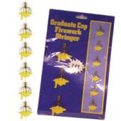 Gold Graduation Stringer Decoration