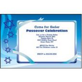 Jewish Celebrations Personalized Invitations
