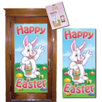 HAPPY EASTER DOOR COVER