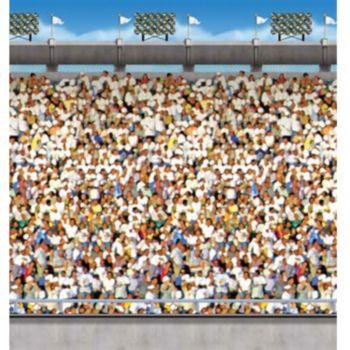 Upper Deck Stadium Scene Setter Roll