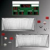 Soccer Scene Props