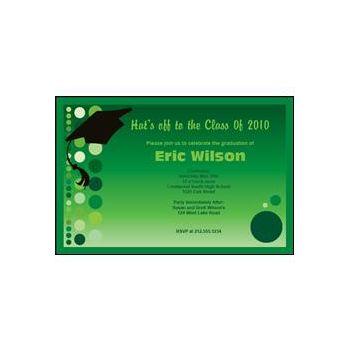 Graduation - Green
