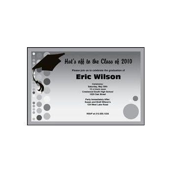 Graduation - Gray-White