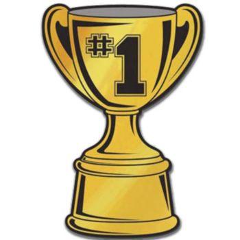 #1 Trophy Cutout