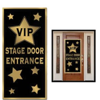 VIP STAGE  DOOR COVER