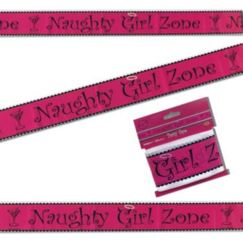 NAUGHTY GIRL PARTY ZONE