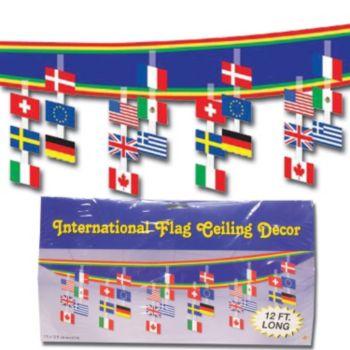 INTERNATIONAL CEILING DECOR