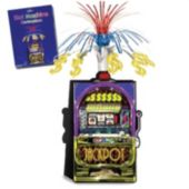 Slot Machine Centerpiece-15""