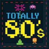 Totally 80's Lunch Napkins - 16 Per Unit