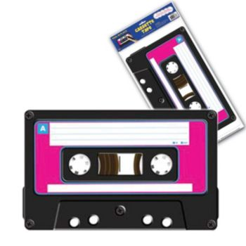 CASSETTE TAPE  CLINGS