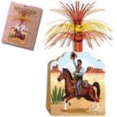 Western Cowboy Centerpiece