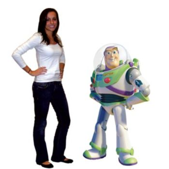 BUZZ LIGHTYEAR STAND UP
