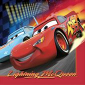 Disney Cars Lunch Napkins