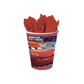 DISNEY CARS 9 oz. CUPS