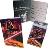 Star Wars Force Invitations