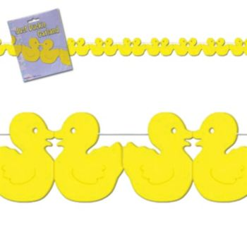 JUST DUCKIE GARLAND