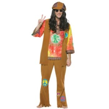 HIPPIE GUY COSTUME
