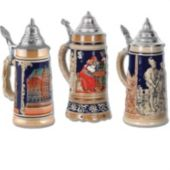 Beer Stein Cutouts-3 Pack