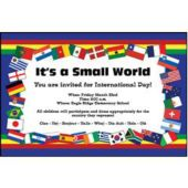 International  Personalized Invitations