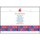 Nautical Personalized Invitations