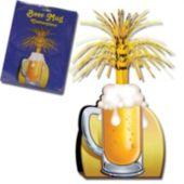Beer Centerpiece