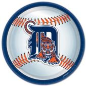 "Detroit Tigers 9"" Plates - 18 Pack"