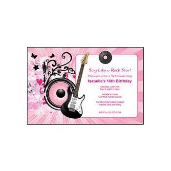 Pink Rocker